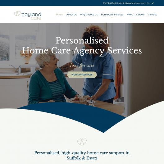 Web Design Company Results